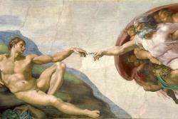 Michelangelo-creation-adam