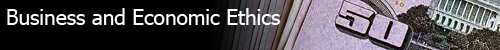 Business and Economic Ethics