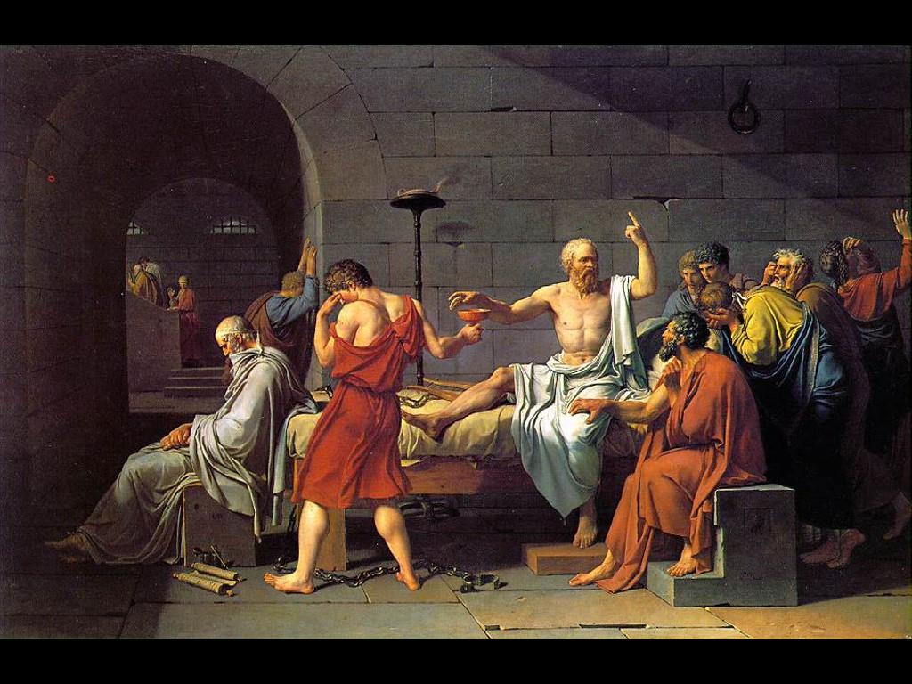 Crito versus Socrates — argument diagram