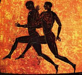 The Olympics Ancient versus Modern  BBC