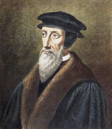 Stephen Hicks, Ph.D. » John Calvin's Geneva