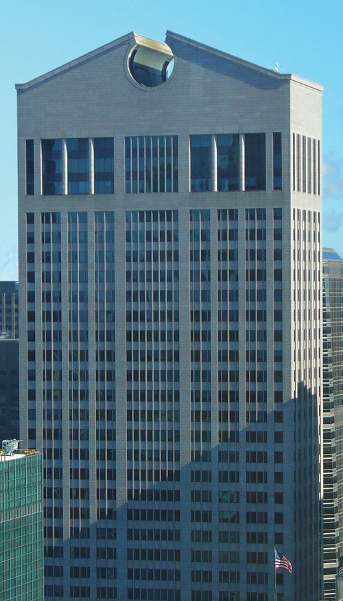 Sony Building by David Johnson (1984)