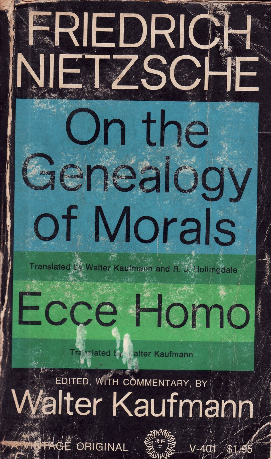 nietzsche on the genealogy of morality first essay First essay good and evil, good and bad 1 these english psychologists whom we have to thank for the only attempts up to this point to produce a history of the origins of morality—in themselves they serve up to us no small riddle.