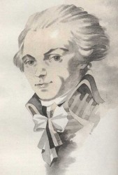 Robespierre-sketch