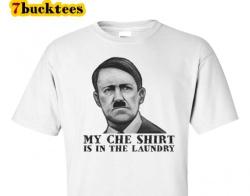 hitler-che-laundry-tshirt