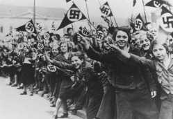Nazi-Swastika-Austria