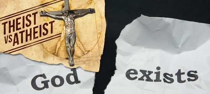 Católico vs. Ateu Parte 3: A existência de Deus pode ser provada? [Portuguese translation]