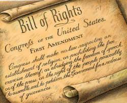 firstamendment-bill of rights