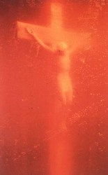 """Piss Christ"" by Andres Serrano (1987)"
