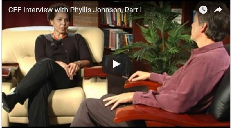 Coffee entrepreneur Phyllis Johnson — video interview transcript