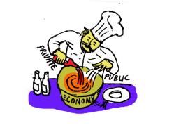 mixed-economy
