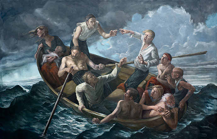 lifeboat ethics how scarcity thinking sets us at each others built into such scenarios are powerful assumptions life or death consequences so as we work through the lifeboat scenario try to make those