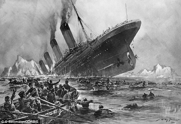 lifeboat ethics how scarcity thinking sets us at each others   titanic lifeboats