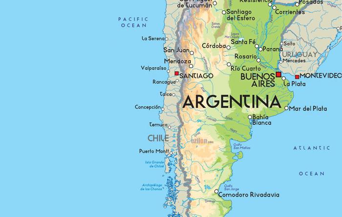 Four talks in Argentina, August 2016