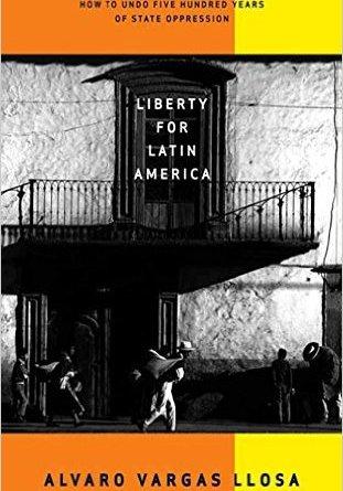Religion and capitalism? Alvaro Vargas Llosa