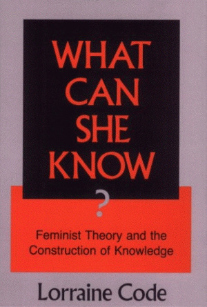 Code on gender feminist epistemology