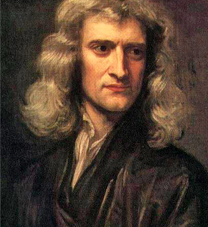 Isaac Newton as *philosopher* of science