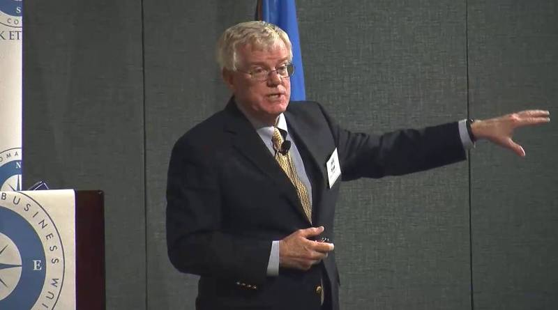 Tom Tropp, CEE guest speaker