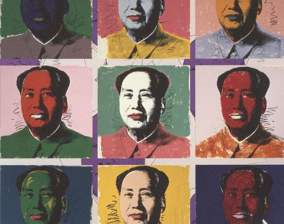 Art and morality, Mao and Warhol