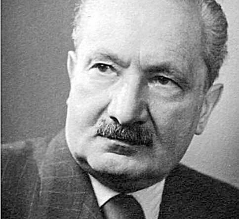 Martin Heidegger in Explaining Postmodernism