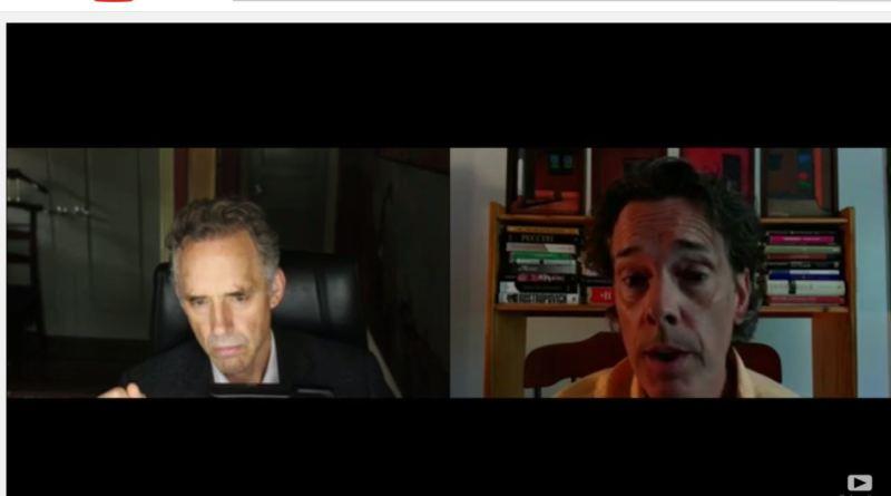 Jordan Peterson and Stephen Hicks discuss Postmodernism