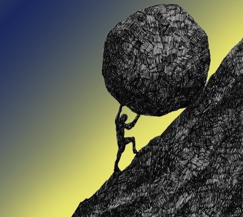 Camus and Sisyphus [This Week in Class]