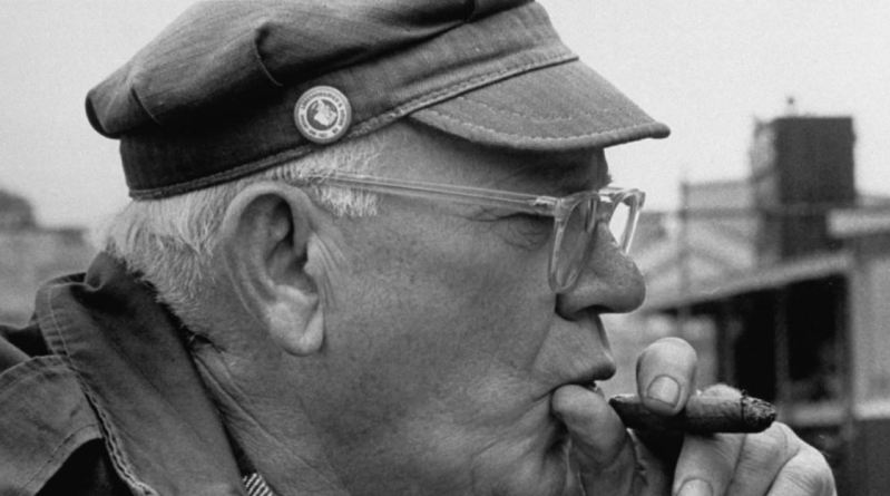 Eric Hoffer on true believers and false fronts